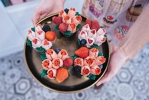 Hrajte o voucher na 4 cupcaky od Lelí´s cupcakes - www.dokonalazena.cz