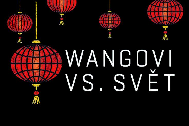 Vyhrajte dvě knihy Wangovi vs. svět - www.klubknihomolu.cz