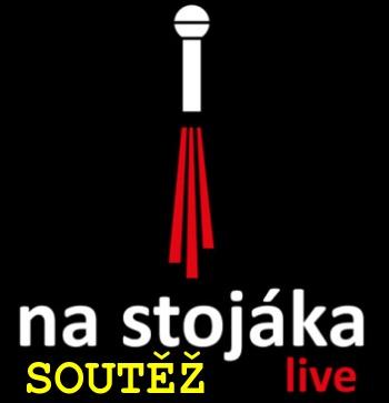 SOUTĚŽ o vstupenky na stand-up comedy NA STOJÁKA do R-klubu Chrudim - www.chrudimka.cz