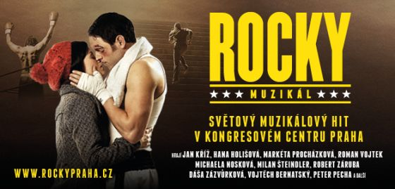 Soutěž o vstupenky na muzikál ROCKY - www.chytrazena.cz