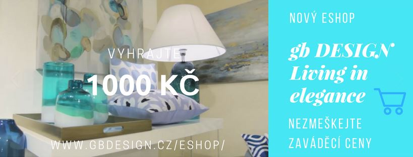 Vyhrajte 1.000-  - www.gbdesign.cz