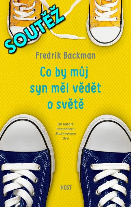 SOUTĚŽ o knihu Co by můj syn měl vědět o světě - www.chrudimka.cz