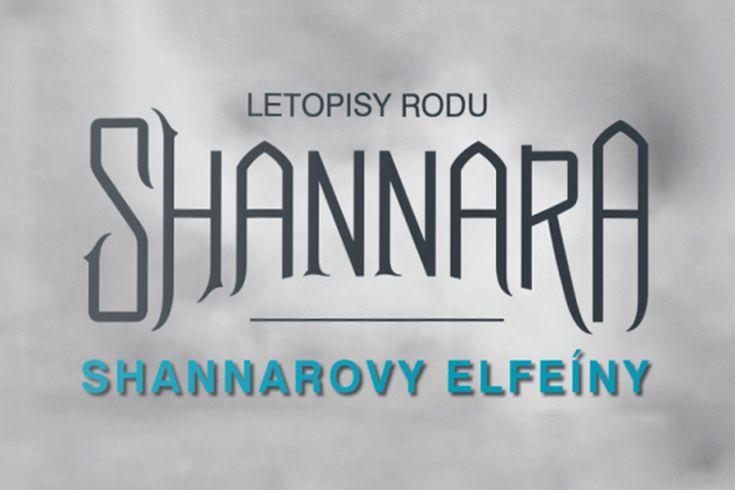 Vyhrajte tři knihy Shannarovy elfeíny - www.klubknihomolu.cz