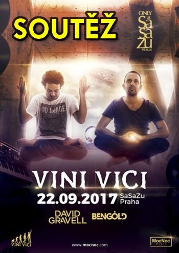 SOUTĚŽ o vstupenky na Vini Vici - www.chrudimka.cz