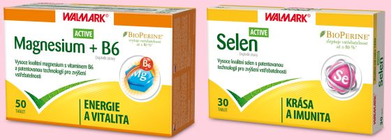 Soutěž o 5 balíčků s doplňky stravy - minerály obohacenými o látku BioPerine - www.chytrazena.cz