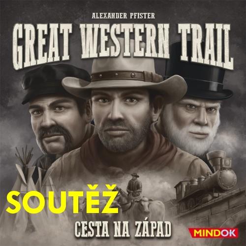 SOUTĚŽ o deskovou hru GREAT WESTERN TRAIL - www.chrudimka.cz