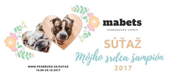 Môjho srdca šampión 2017 - www.pesbruno.sk