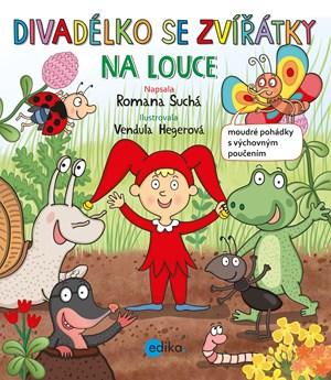Soutěž o knihu Divadélko se zvířátky na louce - www.vaseliteratura.cz