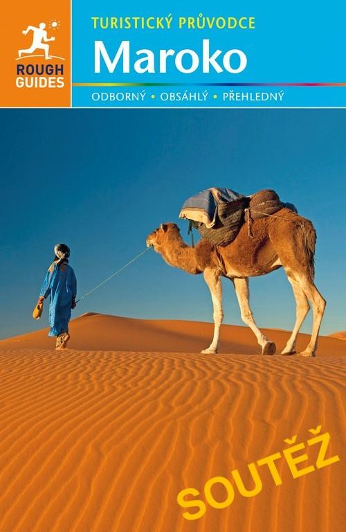SOUTĚŽ o turistického průvodce - MAROKO z řady Rough Guides - www.chrudimka.cz