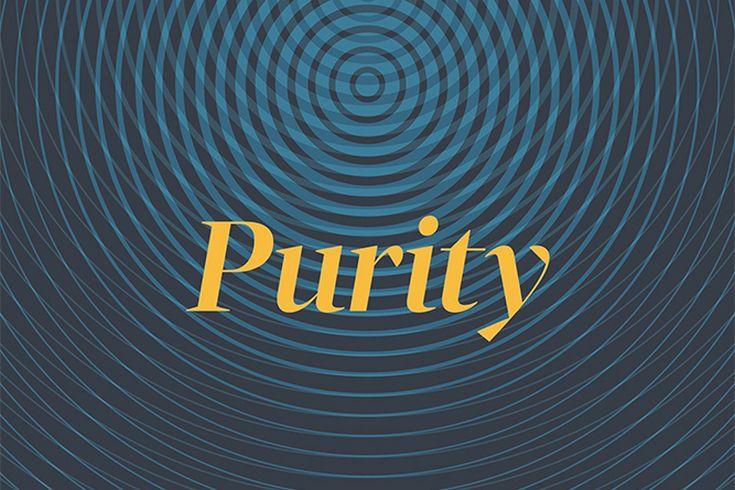 Vyhrajte tři knihy Purity - www.klubknihomolu.cz