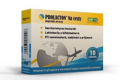 SOUTĚŽ o Prolacton Plus - posílí vaši imunitu na cestách - www.zenyprozeny.cz
