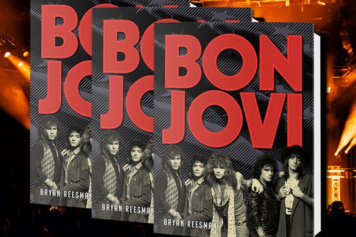 Vyhrajte tři knihy o skupině Bon Jovi - www.klubknihomolu.cz