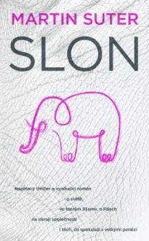 Soutěž o knihu Slon - www.vaseliteratura.cz