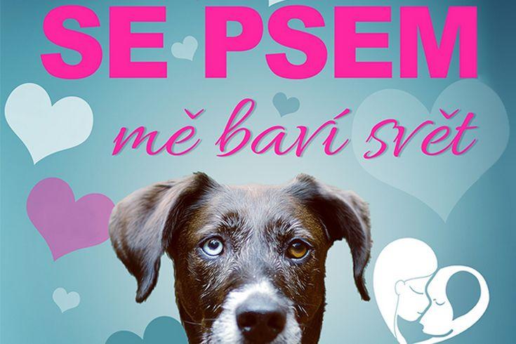 Vyhrajte povídkovou knihu Se psem mě baví svět - www.klubknihomolu.cz