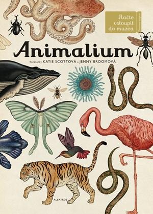 Soutěž o knihu Animalium - www.vaseliteratura.cz