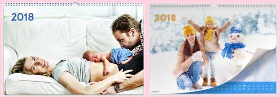 Získejte fotokalendář od HappyFota v akci s 50% slevou nebo v naší soutěži zdarma! - www.chytrazena.cz