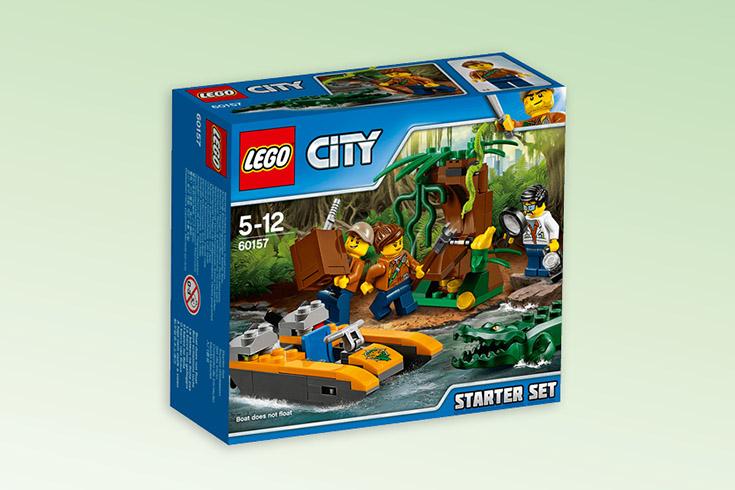 Křížovka o stavebnici LEGO® City Džungle - www.vyhranasedm.cz