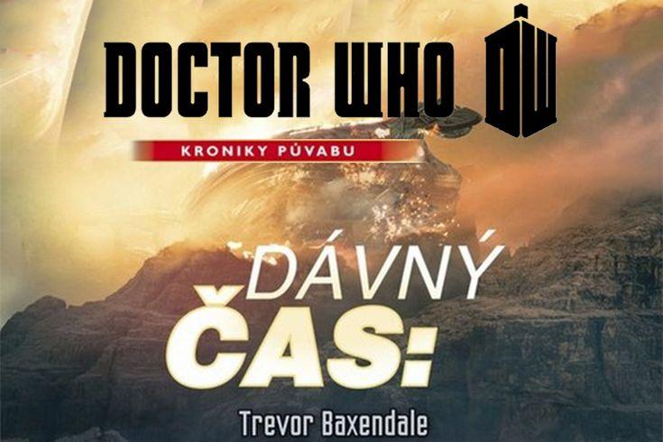 Vyhrajte dvě knihy Doctor Who: Dávný čas - www.klubknihomolu.cz