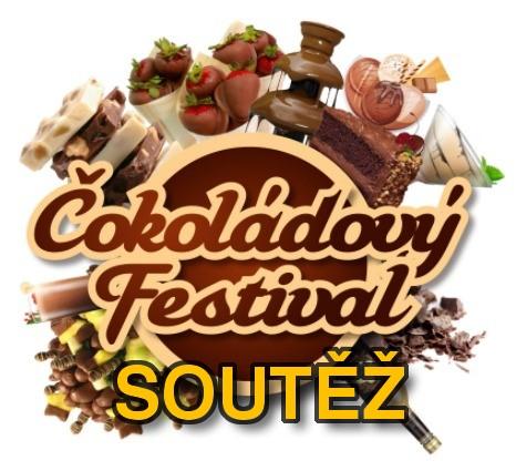 SOUTĚŽ o čokoládové balíčky a vstupenky na Čokoládový festival v Pardubicích - www.chrudimka.cz