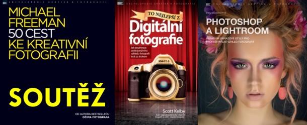 SOUTĚŽ o tři foto knihy z nakladatelství Zoner Press - www.chrudimka.cz