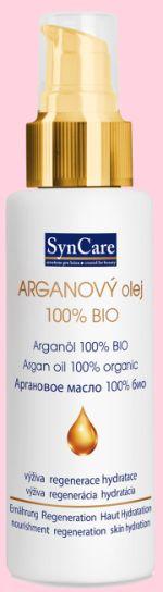 Soutěž o 100% čistý BIO Syncare Arganový olej - www.chytrazena.cz