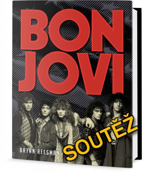 SOUTĚŽ o hudební knihu BON JOVI - www.chrudimka.cz