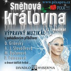 Soutěž o vstupenky na pohádkový muzikál Sněhová královna - www.chytrazena.cz