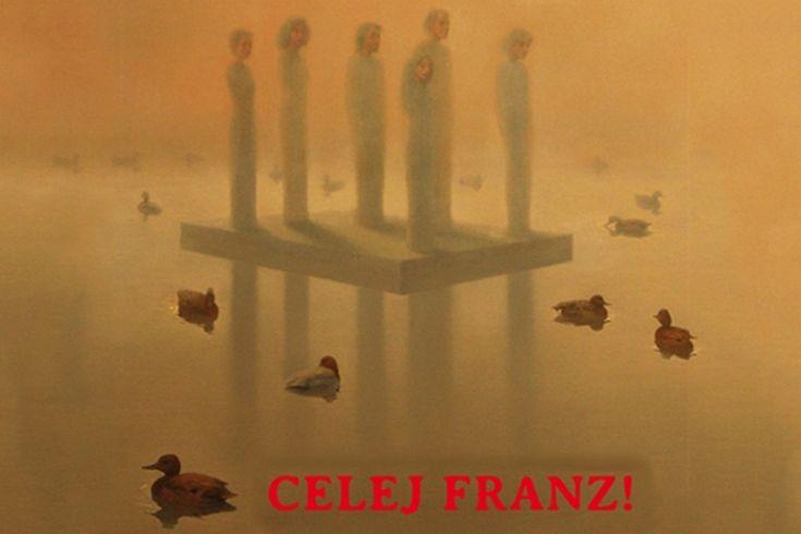 Vyhrajte tři biografie Celej Franz! - www.klubknihomolu.cz
