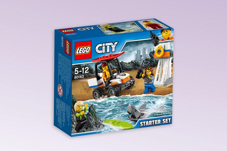 Křížovka o stavebnici LEGO CITY  - www.vyhranasedm.cz