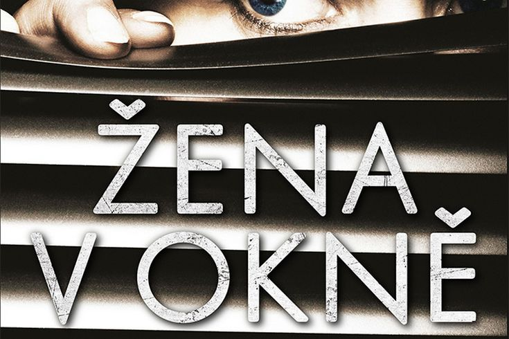 Vyhrajte tři thrillery Žena v okně - www.klubknihomolu.cz
