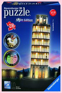 Vyhrajte Ravensburger 3D Puzzle Šikmá věž v Pise! - www.chytrazena.cz