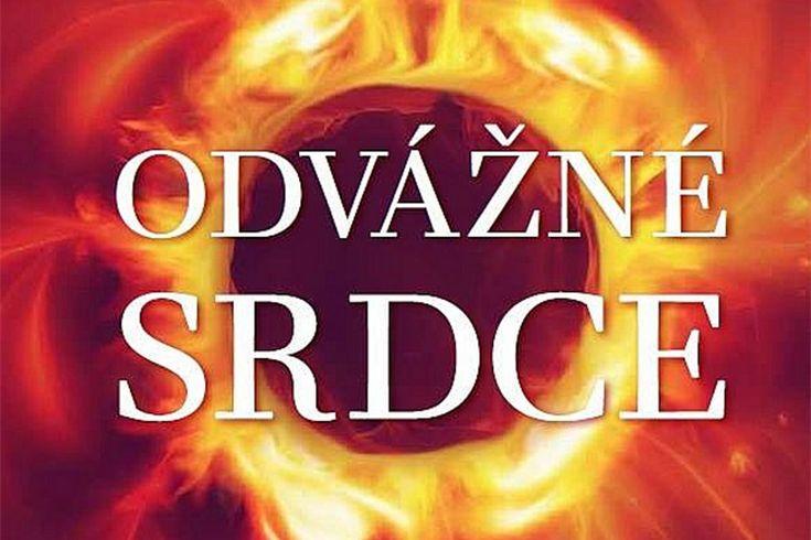 Vyhrajte tři knihy Odvážné srdce - www.klubknihomolu.cz