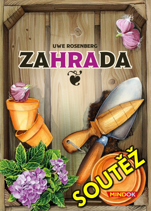 SOUTĚŽ o rodinnou hru ZAHRADA - www.chrudimka.cz