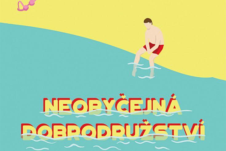 Vyhrajte tři knihy Neobyčejná dobrodružství - www.klubknihomolu.cz