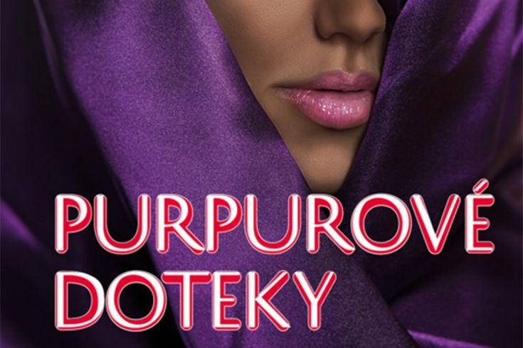 Vyhrajte tři knihy Purpurové doteky - www.klubknihomolu.cz