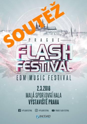 SOUTĚŽ o vstupenky na FLASH FESTIVAL - www.chrudimka.cz