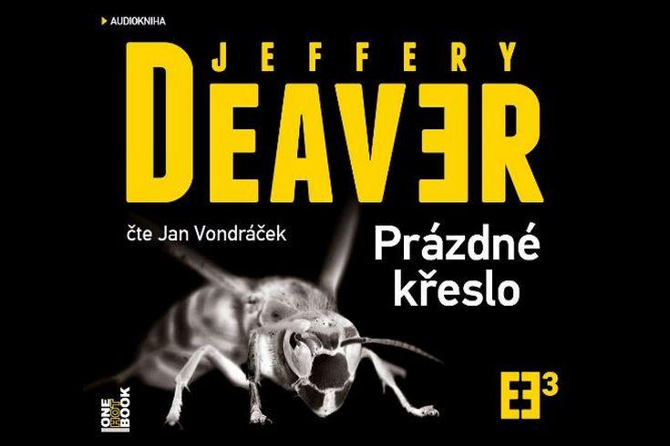 Vyhrajte tři stažitelné audioknihy Prázdné křeslo - www.klubknihomolu.cz