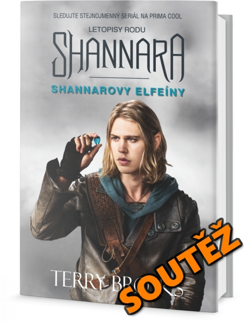 SOUTĚŽ o fantasy knihu SHANNAROVY ELFEÍNY - www.chrudimka.cz