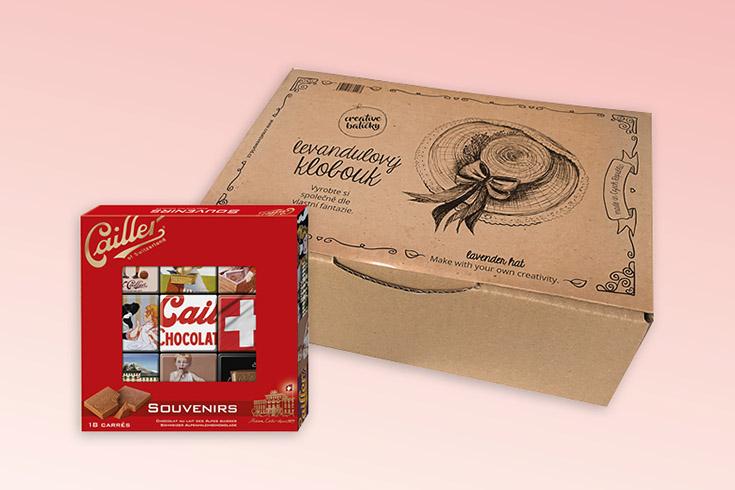Křížovka o čokoládu a kreativní balíček - www.vyhranasedm.cz