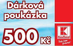 Soutěž o poukázky na nákup v prodejnách Kaufland - www.chytrazena.cz