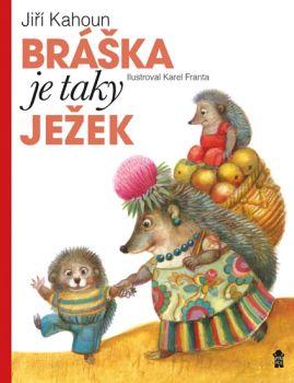 Soutěž o knihu Bráška je taky ježek - www.vaseliteratura.cz