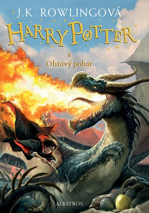Soutěž o knihu Harry Potter a Ohnivý pohár  - www.vaseliteratura.cz
