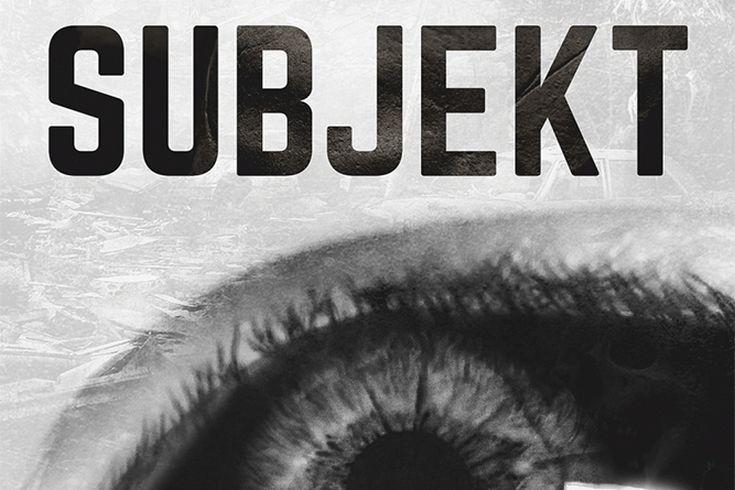 Vyhrajte tři knihy Subjekt - www.klubknihomolu.cz