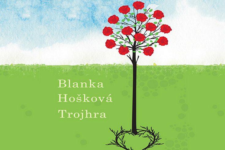 Vyhrajte dvě knihy Trojhra - www.klubknihomolu.cz