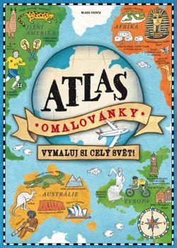 Soutěž o Atlas omalovánky - www.vaseliteratura.cz