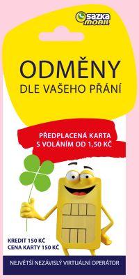 Vyhrajte 3x balíček od SAZKAmobilu - www.chytrazena.cz