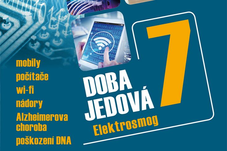 Vyhrajte dvě knihy Doba jedová 7: Elektrosmog - www.klubknihomolu.cz