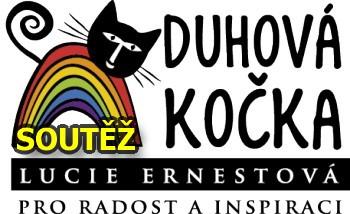 SOUTĚŽ o autorské výrobky z dílny Lucie Ernestové - DUHOVÁ KOČKA - www.chrudimka.cz