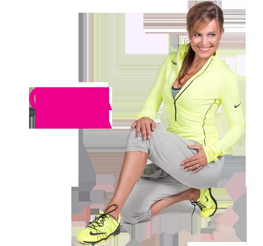 Vyhrajte členství ve fitku Olgy Šípkové - www.dokonalazena.cz