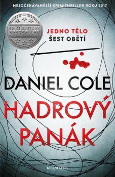 Soutěž o knihu Hadrový panák - www.vaseliteratura.cz